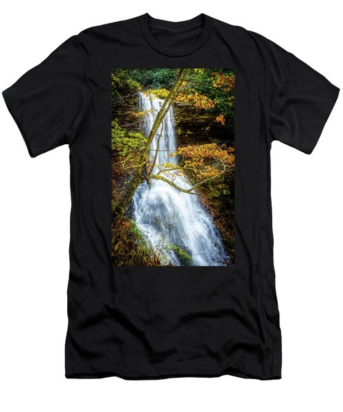 Cascades Deck View Men's T-Shirt (Athletic Fit)