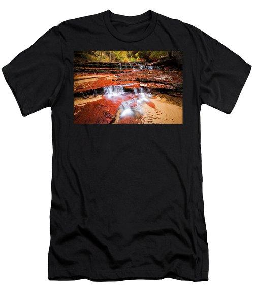 Cascades Men's T-Shirt (Athletic Fit)