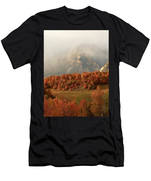 Cascading Fall Men's T-Shirt (Athletic Fit)