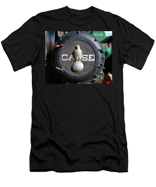 Men's T-Shirt (Athletic Fit) featuring the photograph Case Cover by Joseph R Luciano