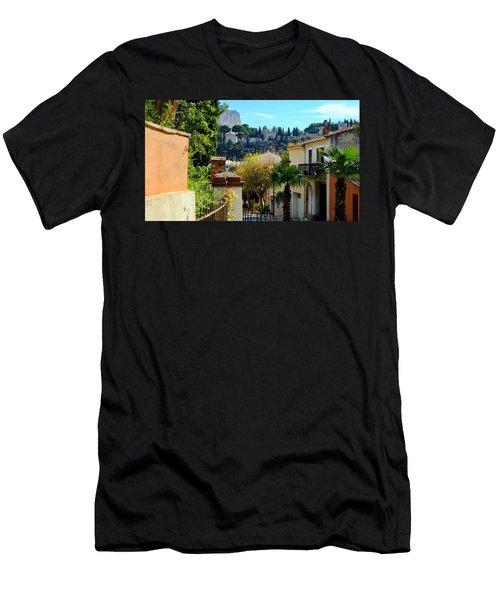 Cassis La Belle Men's T-Shirt (Athletic Fit)