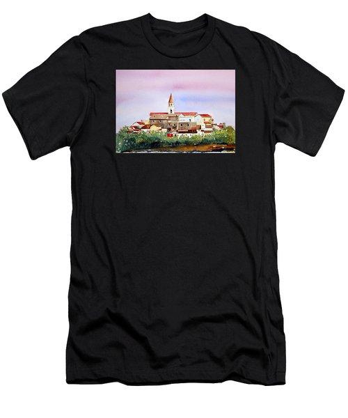 Castelnuovo Della Daunia Men's T-Shirt (Athletic Fit)
