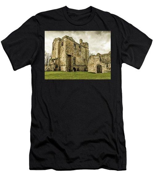 Castle Of Ashby Men's T-Shirt (Athletic Fit)