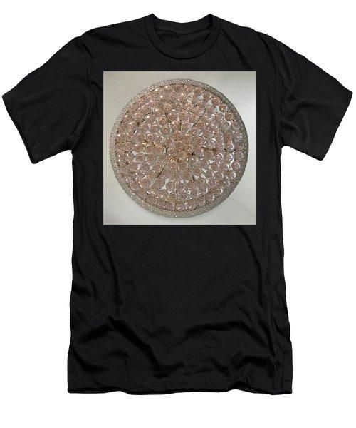 Castle Rose 01 Men's T-Shirt (Athletic Fit)
