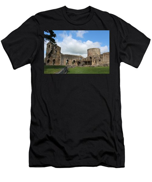 Castle Ruins Men's T-Shirt (Athletic Fit)