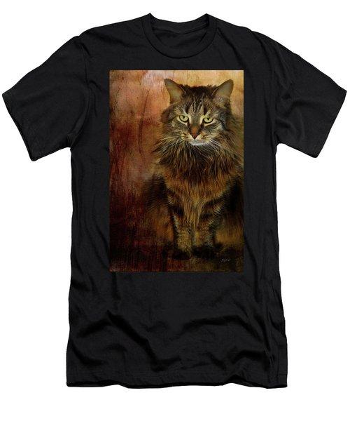 Cat 3 Men's T-Shirt (Athletic Fit)