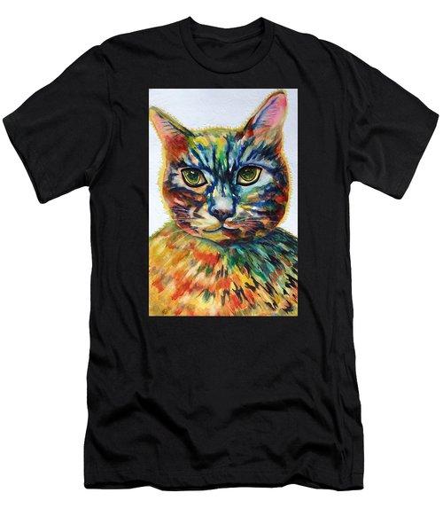 Cat A Tude Men's T-Shirt (Athletic Fit)