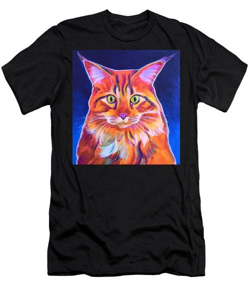 Cat - Cosmo Men's T-Shirt (Athletic Fit)