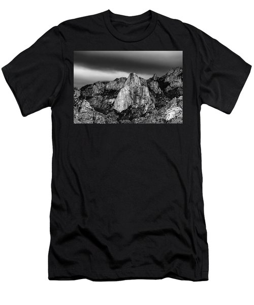 Catalina Steeples Men's T-Shirt (Athletic Fit)