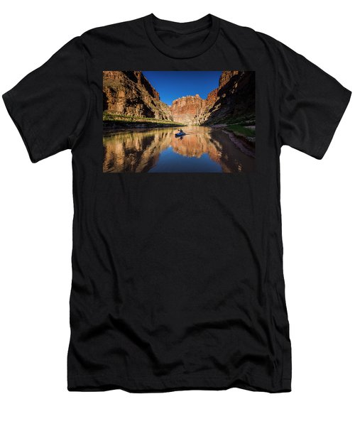 Cataract Canyon Men's T-Shirt (Athletic Fit)