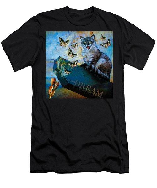 Catch A Dream Men's T-Shirt (Athletic Fit)