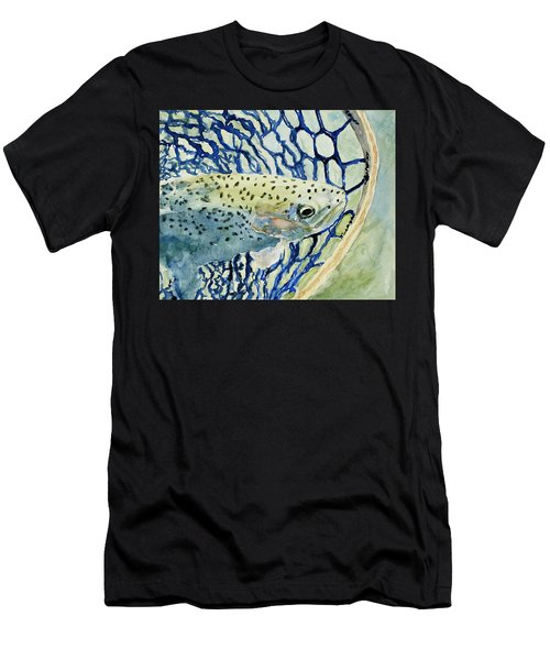 Catch And Release Men's T-Shirt (Athletic Fit)
