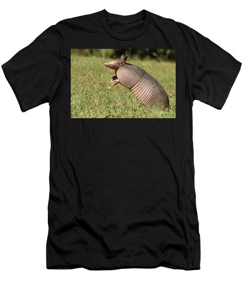 Catching A Scent Men's T-Shirt (Athletic Fit)