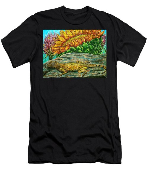 Catching Some Rays Men's T-Shirt (Athletic Fit)