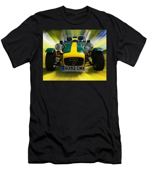 Caterham 7 Men's T-Shirt (Athletic Fit)