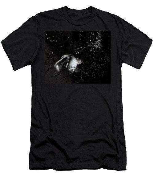 Catfish Dance Men's T-Shirt (Athletic Fit)