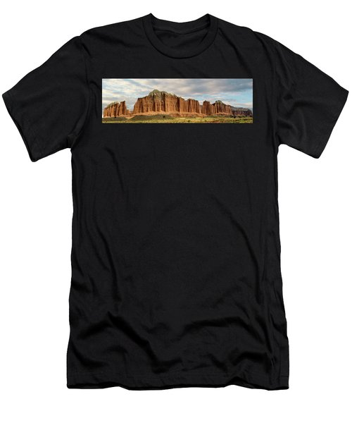 Cathedral Valley Wall Men's T-Shirt (Athletic Fit)