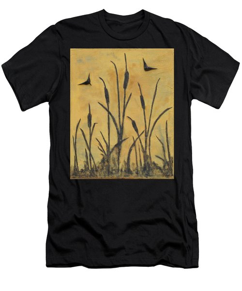 Cattails I Men's T-Shirt (Athletic Fit)