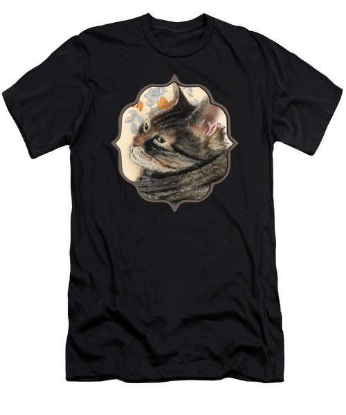 Cattitude Men's T-Shirt (Athletic Fit)