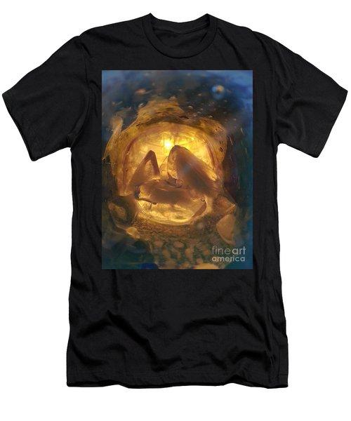 Cavern Light Men's T-Shirt (Athletic Fit)
