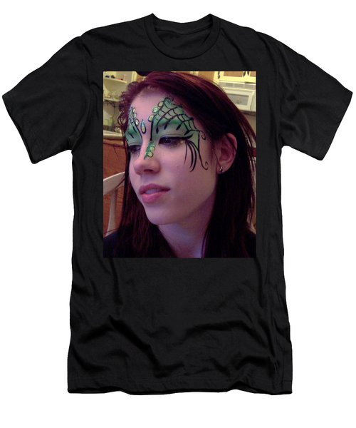 Cayce Dragon Princess Men's T-Shirt (Athletic Fit)