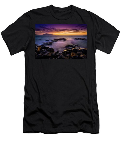 Ceapabhal And Traigh Mohr, Isle Of Harris Men's T-Shirt (Athletic Fit)