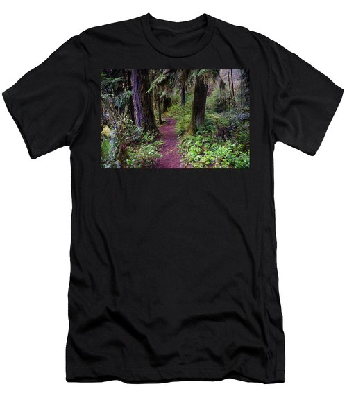 Cedar Creek Trail #3 Men's T-Shirt (Athletic Fit)