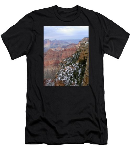 Cedar Ridge Grand Canyon Men's T-Shirt (Athletic Fit)
