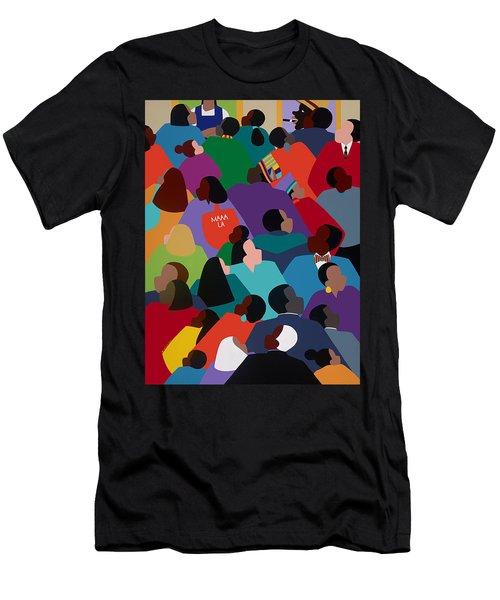 Celebration Maaa-la Men's T-Shirt (Athletic Fit)