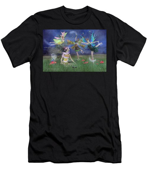 Celebration Of Night Alice And Oz Men's T-Shirt (Athletic Fit)