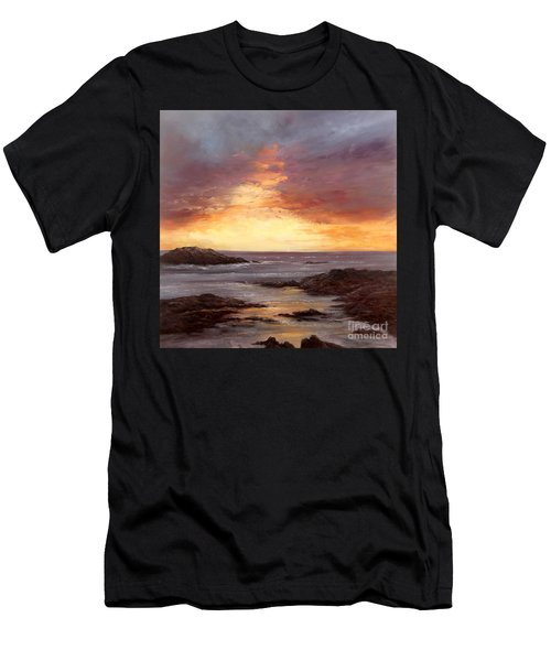 Celebration Men's T-Shirt (Slim Fit) by Valerie Travers