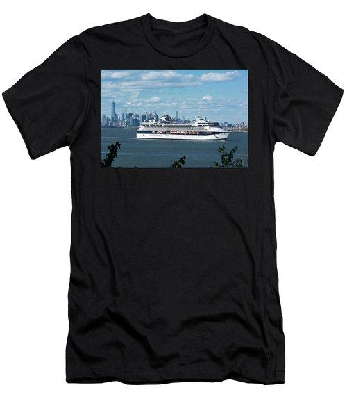 Celebrity Summit Men's T-Shirt (Athletic Fit)