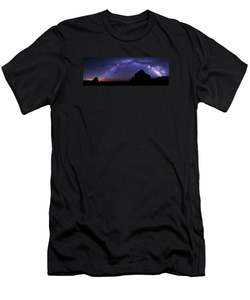 Celestial Arch Men's T-Shirt (Athletic Fit)