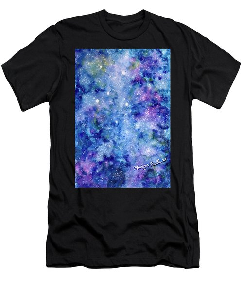 Celestial Dreams Men's T-Shirt (Athletic Fit)