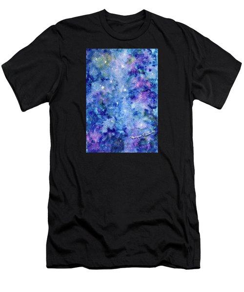 Celestial Dreams Men's T-Shirt (Athletic Fit)