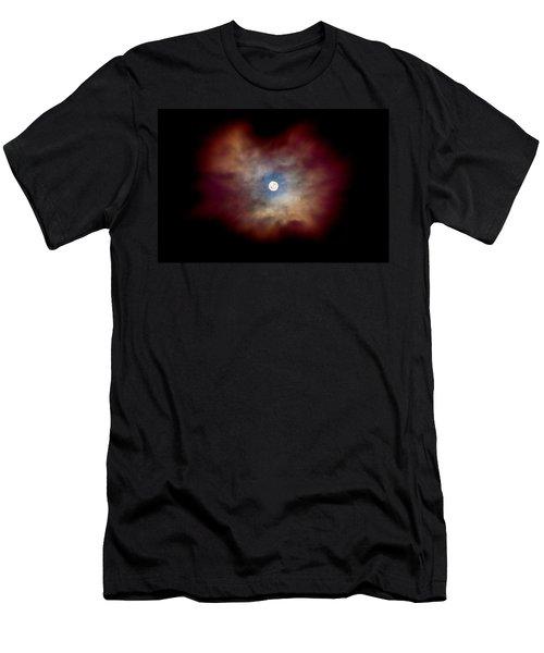 Celestial Moon Men's T-Shirt (Athletic Fit)