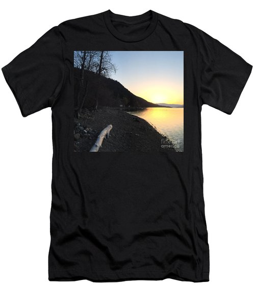 Celista Sunrise 1 Men's T-Shirt (Athletic Fit)