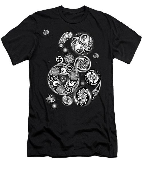 Celtic Clockwork Men's T-Shirt (Athletic Fit)