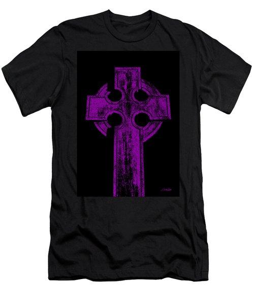 Celtic Cross Men's T-Shirt (Athletic Fit)