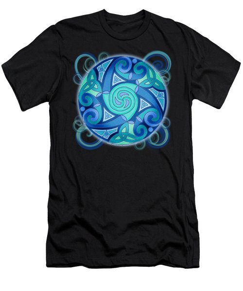 Celtic Planet Men's T-Shirt (Athletic Fit)