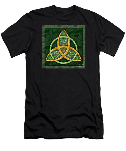 Celtic Trinity Knot Men's T-Shirt (Athletic Fit)