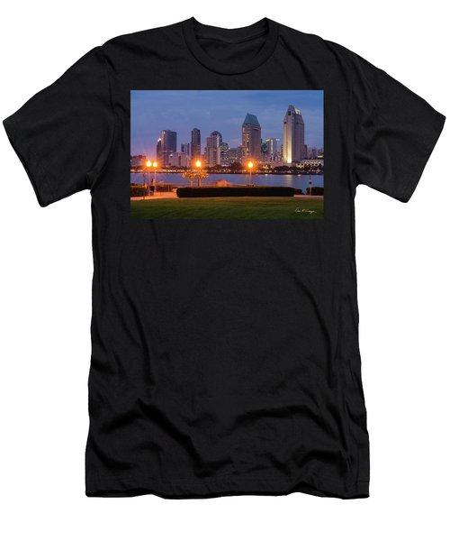 Centennial Sight Men's T-Shirt (Athletic Fit)