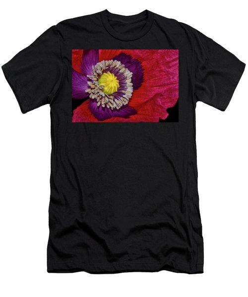Centerpiece - Poppy 041 Men's T-Shirt (Athletic Fit)