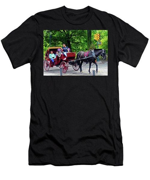 Central Park 5 Men's T-Shirt (Athletic Fit)