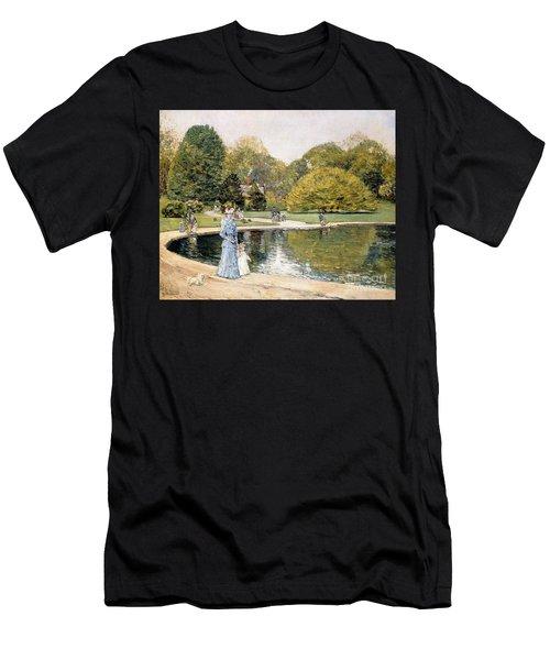 Central Park Men's T-Shirt (Athletic Fit)