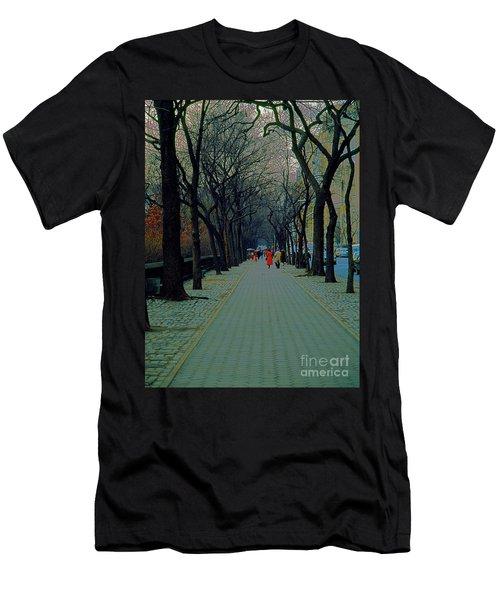 Central Park East Men's T-Shirt (Athletic Fit)