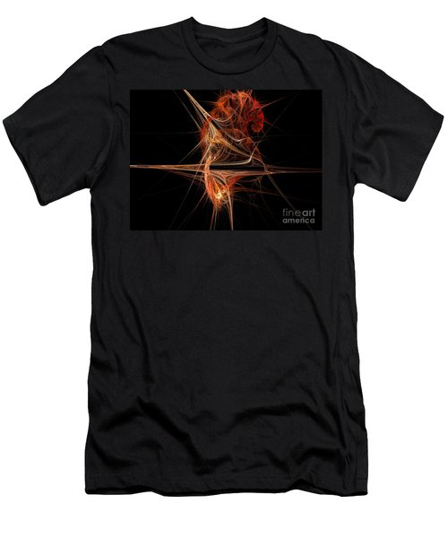 Cerebral Hemisphere Men's T-Shirt (Athletic Fit)