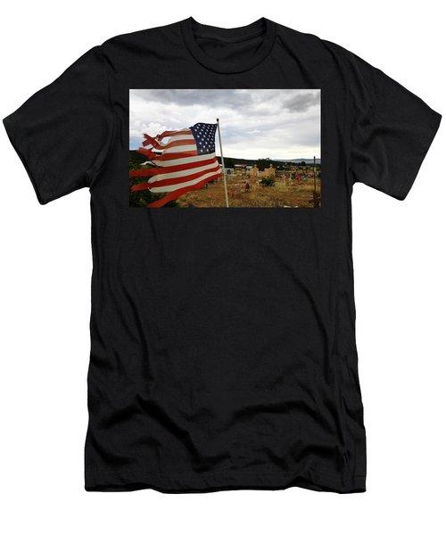 Cerro, New Mexico Men's T-Shirt (Athletic Fit)