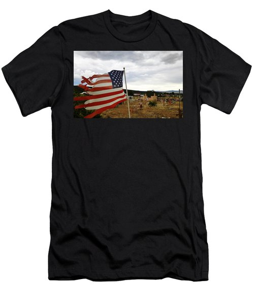 Cerro, New Mexico Men's T-Shirt (Athletic Fit)