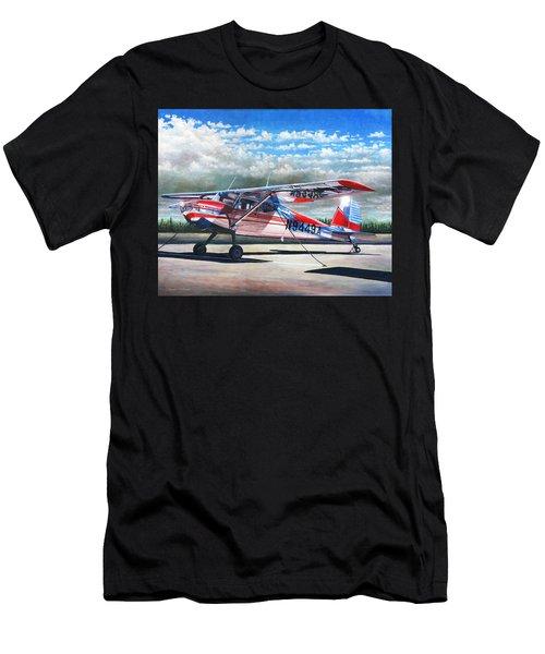 Cessna 140 Men's T-Shirt (Athletic Fit)